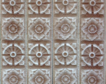 """25 Antique Tiles by Providential, 1.5x6"""", Gorgeous!"""