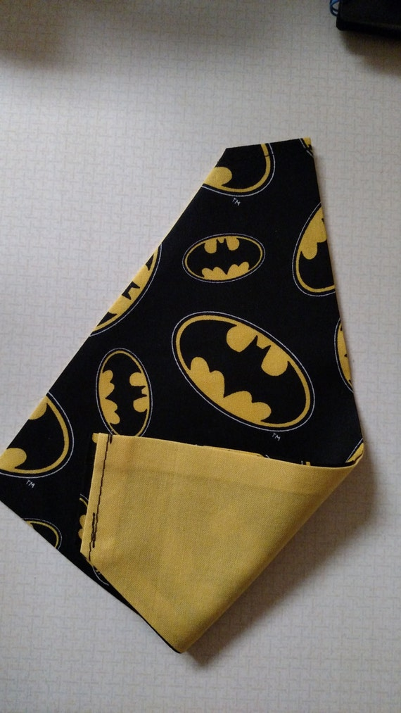 Batman bandana