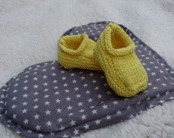 Spring - summer Baby Slippers