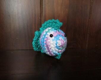 Crochet Fish - Multicolor
