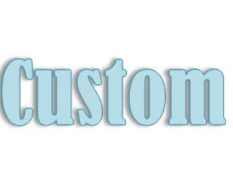 Custom Detailed Crossword Puzzle