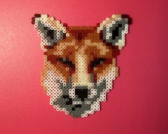 Fox - Hama Beads