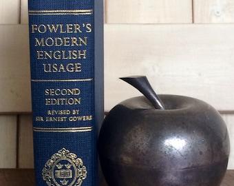 Modern English Usage