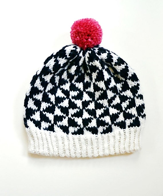 Beanie Knitting Pattern Knitting Pattern Hat Knitting