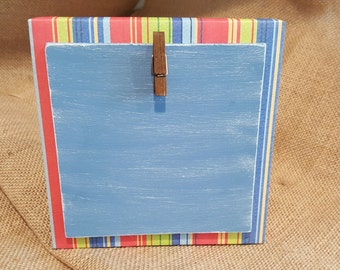 6x6 Picture Frame Etsy