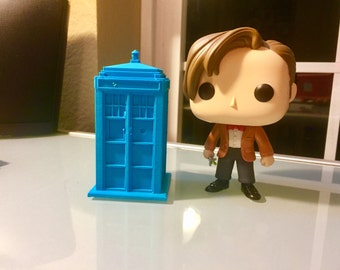 11th and 12th Doctor Who Tardis