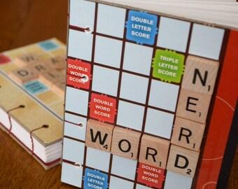 Word Nerd Scrabble Book