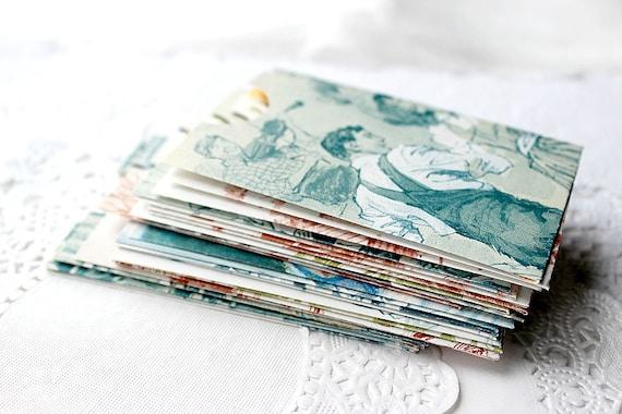 handmade envelopes gift card sleeves harvest envelopes