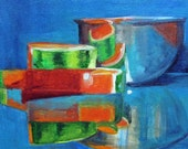 Upside Down  Barbara Haviland Texas Artist