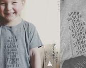 INK&WIT Kids Earth Dweller T-shirt