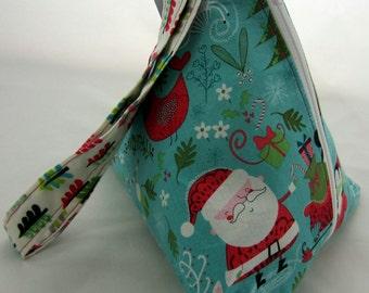 Winter Wonderland Triangle Bag