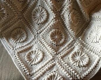 Afghan, Crochet Lapghan, Blanket, Throw