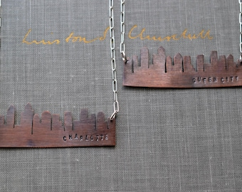Charlotte Skyline Necklace