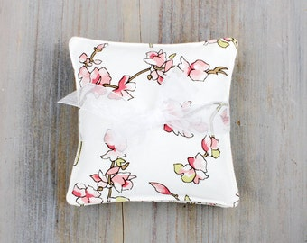 Cherry Blossom Lavender Sachets, Sweet Cottage Chic
