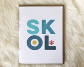 Skol-single card