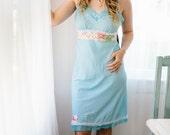 Rubypearl Strawberry Cake Slip Dress