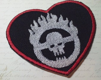 Mad Max All I want for Valentines Day is a WAR BOY Embroidered Patch By Darkwear Clothing