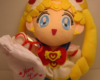 Sailor Moon Christmas Plushie