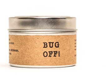 All Natural Bug Off! - 4 ounce