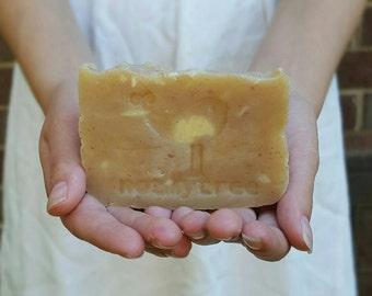 YOLO, Ylang Ylang Soap, Orange Soap, Old Fashioned Soap, Vegan Soap, All Natural Soap, Essential Oil, Coconut Oil Soap, Olive Oil Soap