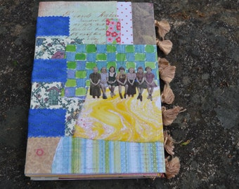 Upcycled Altered Book Journal