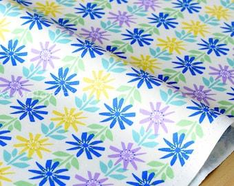 Japanese Fabric Daisies - D - 50cm