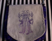 Pouch Spare Pocket Embroidery Hecate