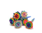 Rainbow Flower Pen Set Number 2 for Ria