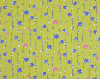 Moda ODYSSEA HOMER Kelp Cotton made in Japan by the 1/2 yard