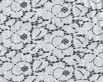 Sweet Cotton Lace Fabric 100% Cotton