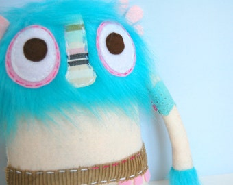 Didi The Tribal Plush / Stuffed Toy