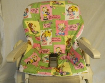 Chicco Polly High Chair Cover In Prercious Moments