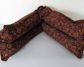 Unscented Hot/Cold Pack, Flax Seed Brown Dotted Unscented Neck Wrap, Cotton Hot Pack, Brown Dotted Hot/Cold Pack, Unscented Neck Wrap