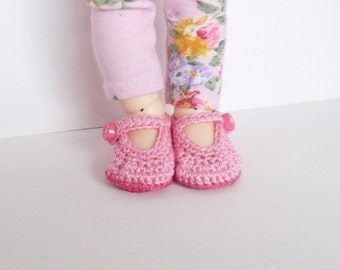 Littlefee, YOSD  Shoes Candyfloss Pink