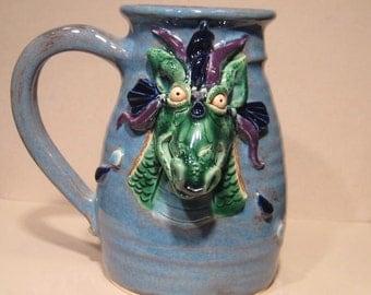 Awesome Dragon  Mug ...............       e875