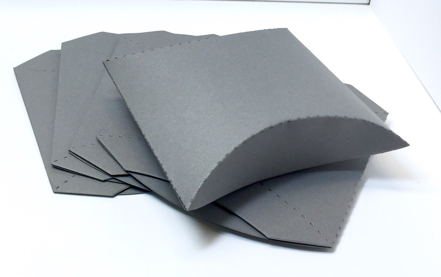 Pillow Boxes Grey Pillow Boxes Grey Pillow Boxes For