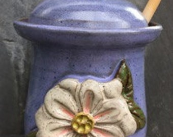 Magnolia Honey Pot