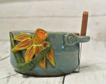 Daffodil Dip Bowl