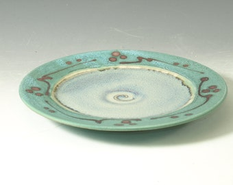 "Pottery 8""  Salad Plate"