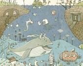 Big Fish (Print)