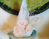 Pretty Witch Hat, Witches Mini Top Hat, Halloween Roses Fascinator