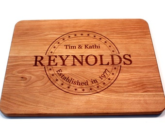 Personalized Gift, Cutting Board, Wedding Gift, Housewarming Gift, Foodie Gift, Hostess Gift, Corporate Gift, Birthday Gift, Christmas Gift