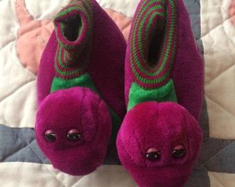 Barney Slippers 11/12