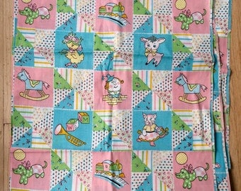 Vintage Baby Fabric