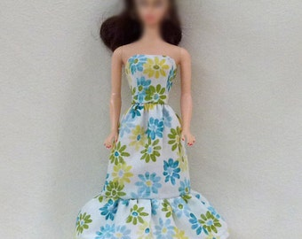 "Midlength 11.5"" Fashion Doll Dress"