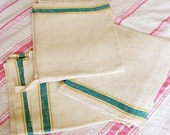 Dry, Dry, Dry...Lot of Vintage Farmhouse Style Linen Towels