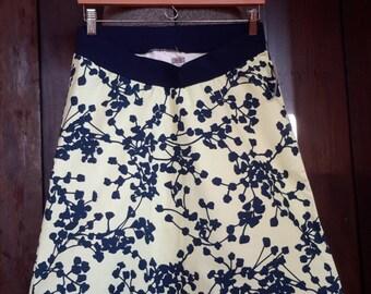 maternity skirt - floral
