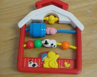 Fisher Price Farm Animal Slide Toddler Toy