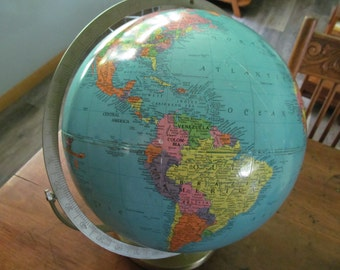 Replogle Double Axis 12 Inch Reference Globe