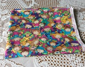 Fun Girlie Girls Fabric by South Sea Imports